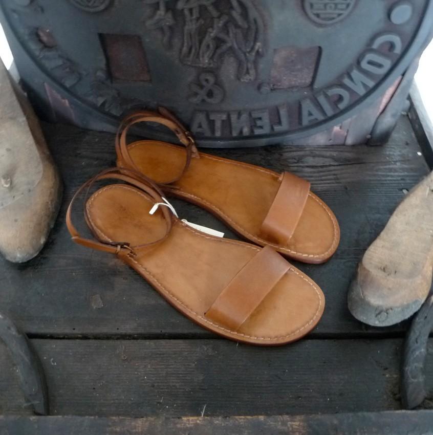 Sandalo Cetona da Donna realizzato da Ben