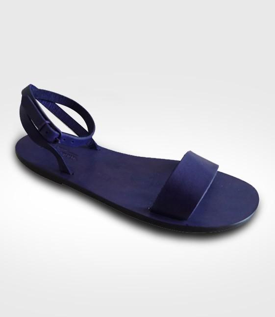 Sandale Cetona Donna in flexible Leder realisiert von Artigian