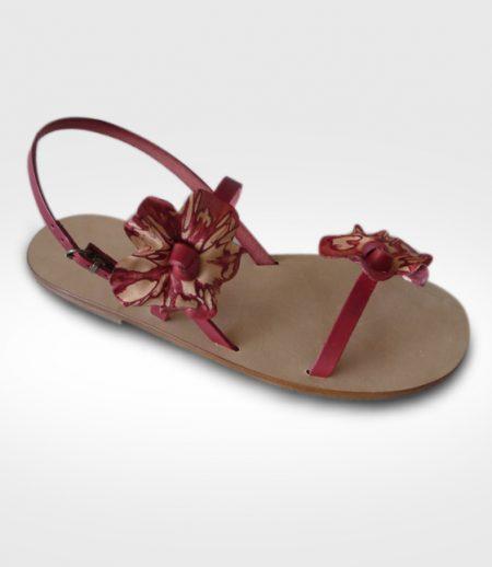 Sandalo Pescia da Donna realizzato da Fides