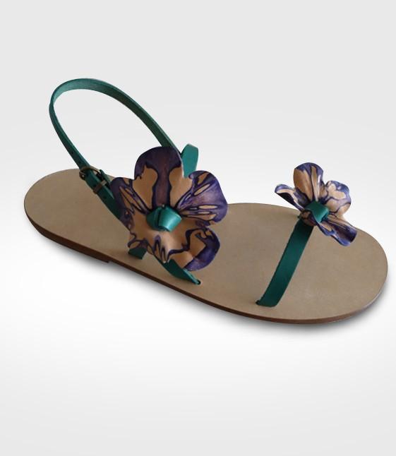 Sandalo Pescia da Donna realizzato da Deb