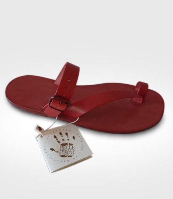 Sandalo Gorgona da Donna realizzato da joh.nat