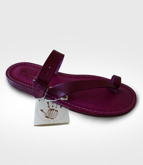 Sandalo Gorgona da Donna realizzato da alodi
