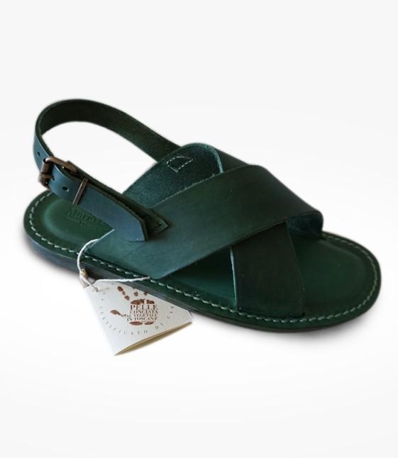 Sandalo Lucca da Donna realizzato da Gaia