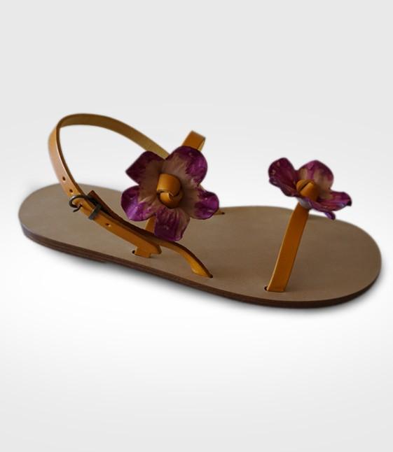 Sandalo Pescia da Donna realizzato da Paola