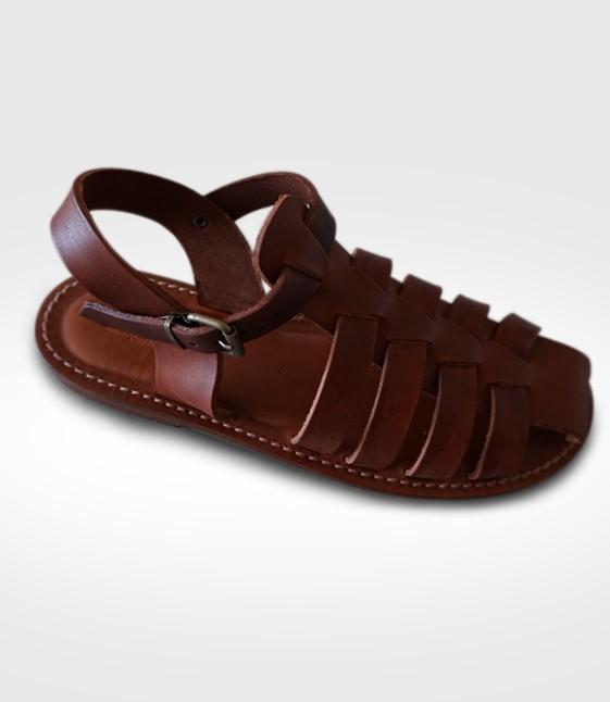 Sandalo San Gimignano da Donna realizzato per piera
