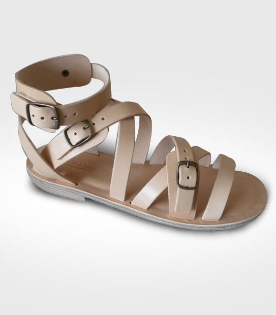 Sandale Calci Frau realisiert von paola p