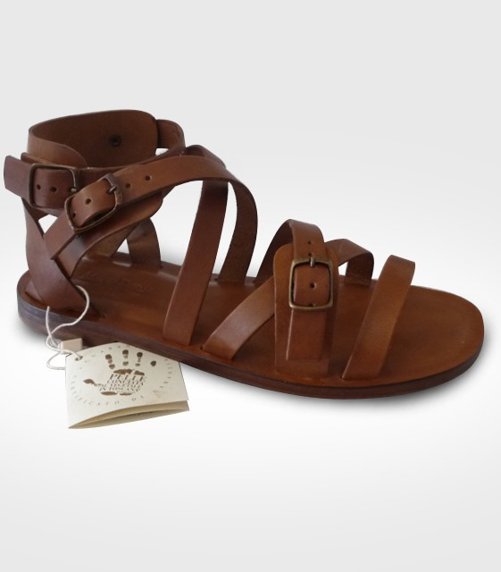 Sandale Calci Frau realisiert von Emma