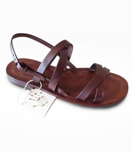 Sandalo Etruria da Donna realizzato da Miriam