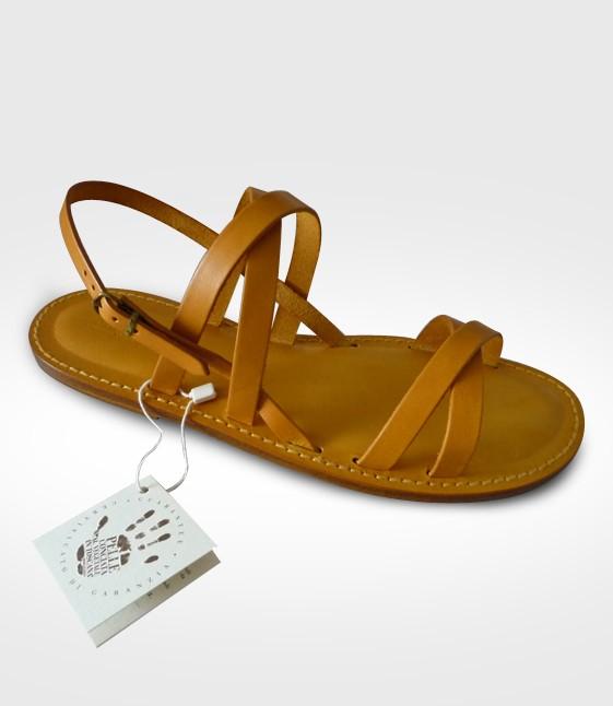 Sandalo Etruria da Donna realizzato per Deb