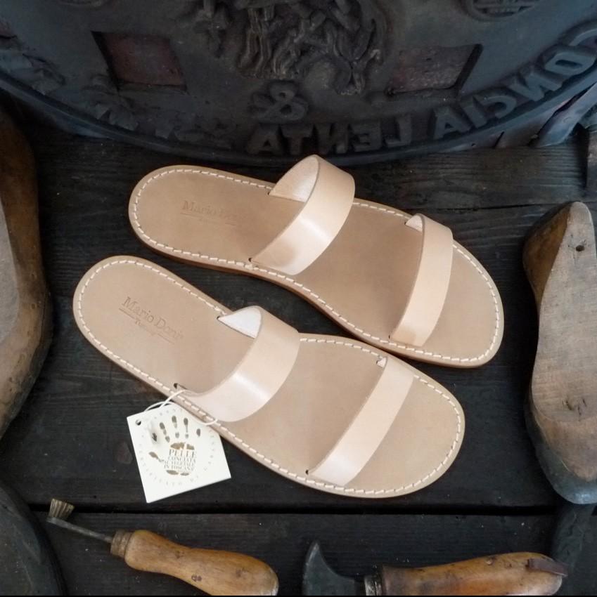 Sandalo Certaldo da Donna realizzato da nix