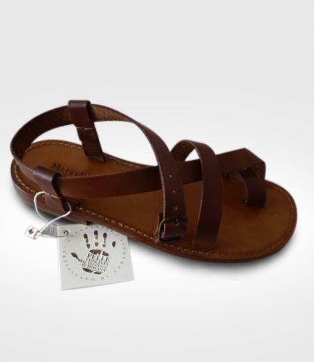 Sandalo Pitigliano da Donna realizzato da Rita
