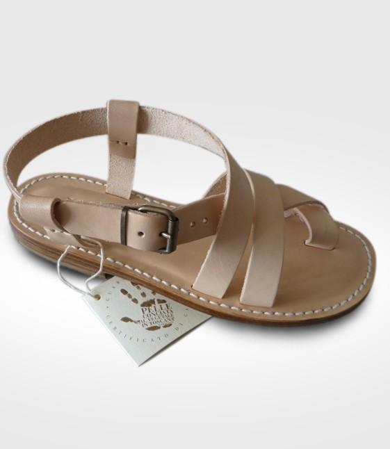 Sandalo Pitigliano da Donna realizzato da cop.