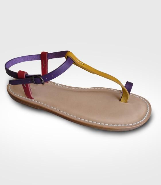 Sandalo Vagli da Donna realizzato da Paola