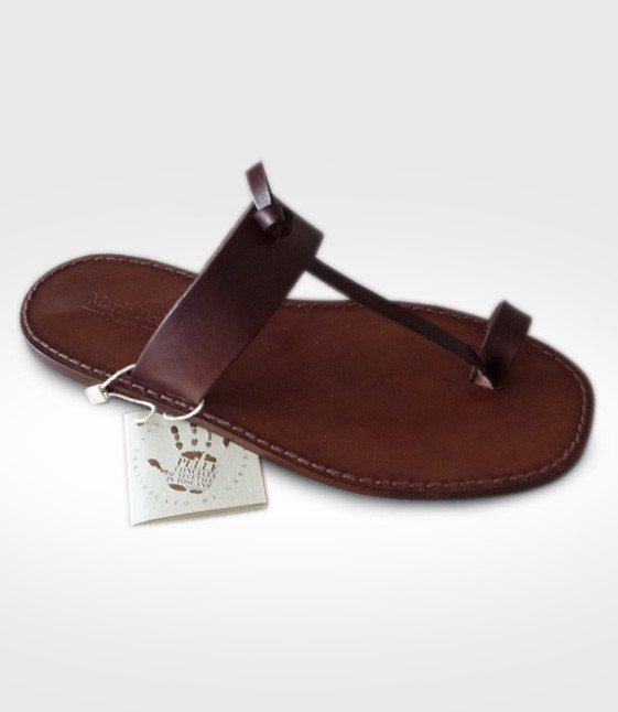Sandal Agliana for Man realized by sandro