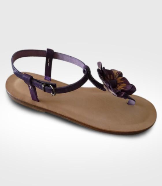 Sandalo Amiata da Donna realizzato da Renata