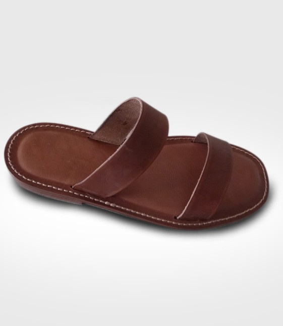 Sandal Certaldo for Man realized by Carlo