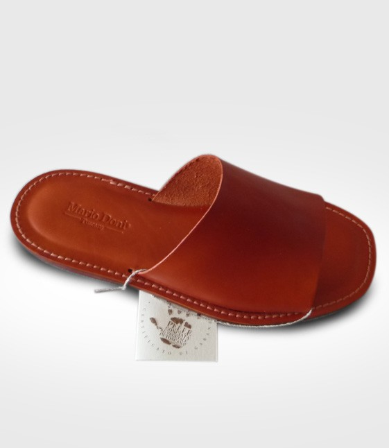 Sandal Maremma for Man realized by BC