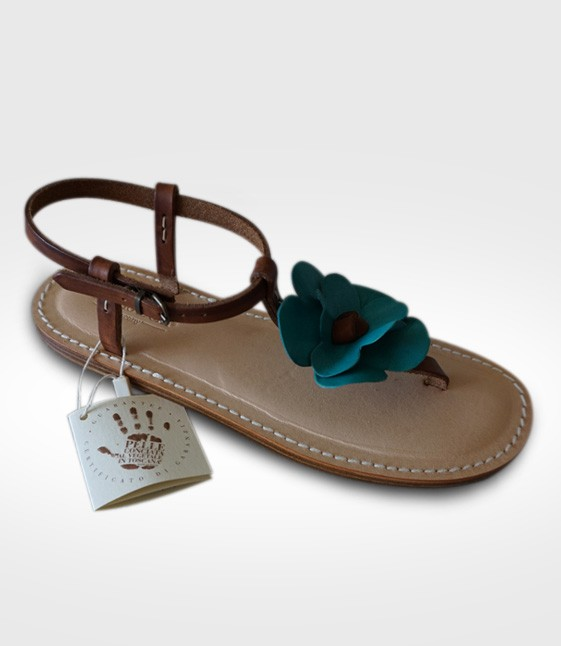 Sandalo Amiata da Donna realizzato da Boer