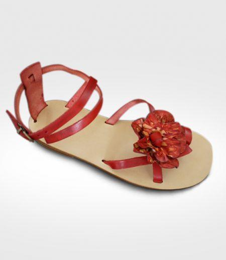 Sandalo Chianciano da Donna realizzato da Franca