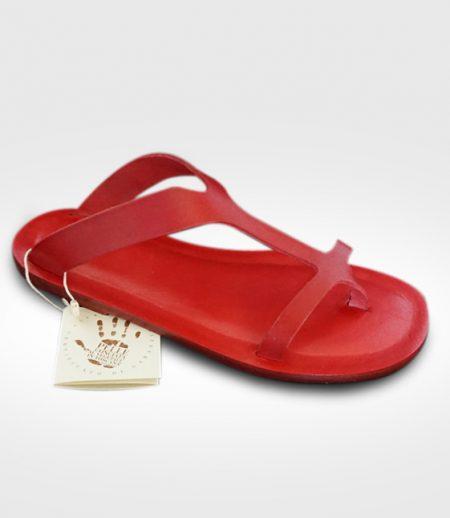 Sandalo Torrita da Donna realizzato da Paola