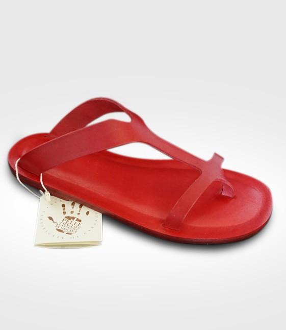 Sandalo Torrita da Donna realizzato per Paola
