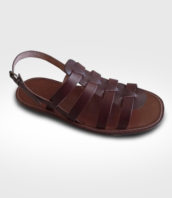 Sandal Montieri for Man realized by Franco