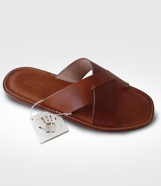 Sandalo Montalcino da Uomo realizzato da Raffa