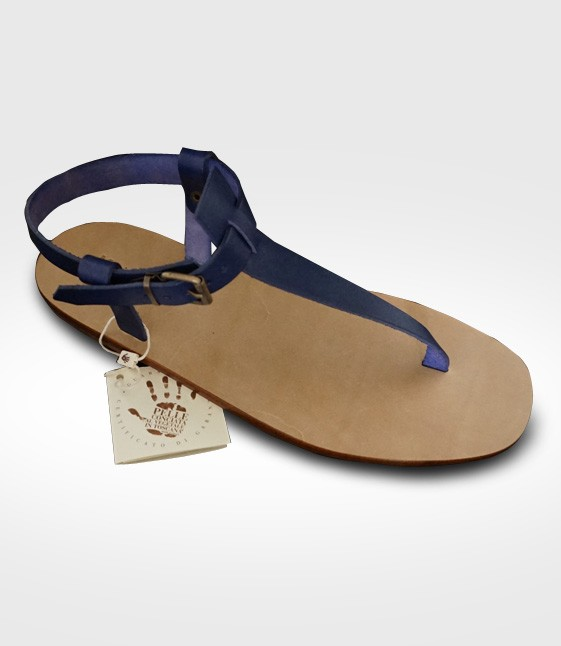 Sandal Cutigliano for Man realized by polla