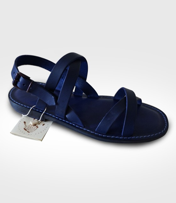 Sandal Etruria for Man realized for Mirko