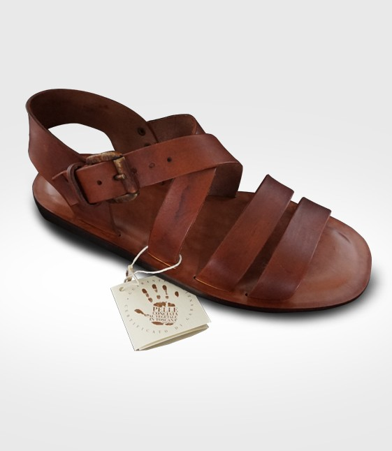 Sandal Gambassi for Man realized by alberto