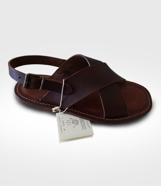Sandal Lucca for Man realized by vig