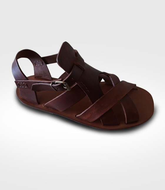 Sandal Monteroni for Man realized for Francesco