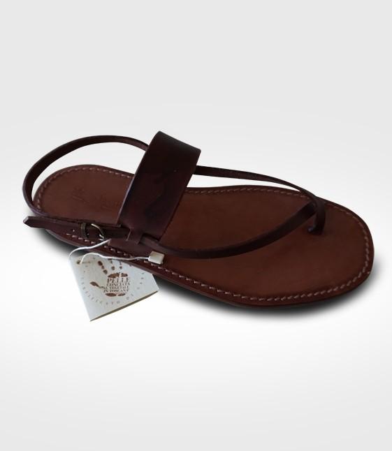 Sandalo Scarlino da Uomo realizzato da Benedetto