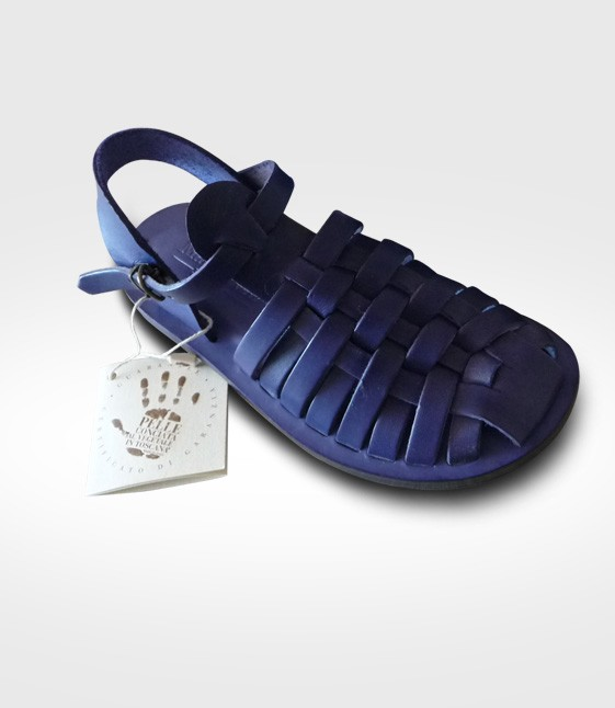 Sandal Arno for child realized by Pippo