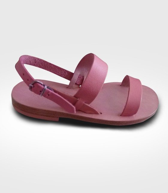 Sandal Volterra for child  realized for Antonella