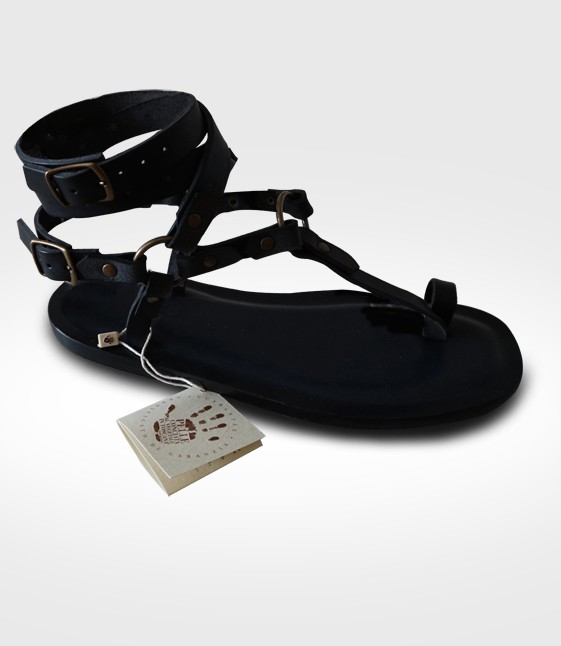 Sandal Abetone for Man realized by andrè