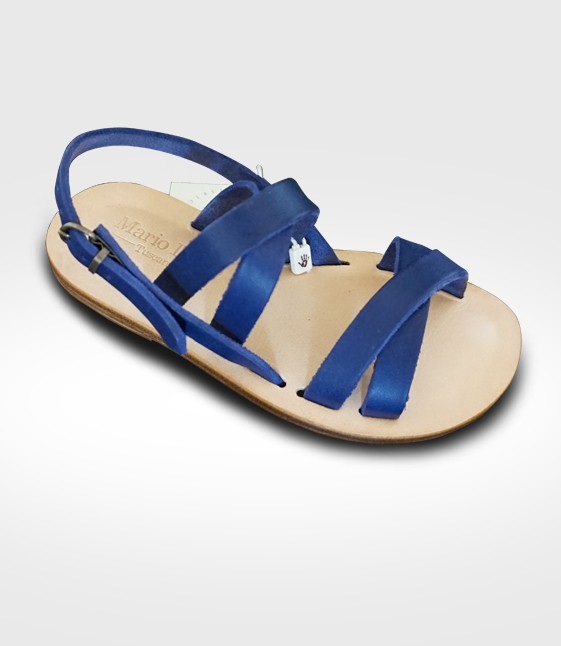 Sandal Etruria for child  realized for Leo