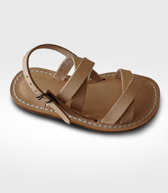 Sandal Etruria for child  realized for Camilla
