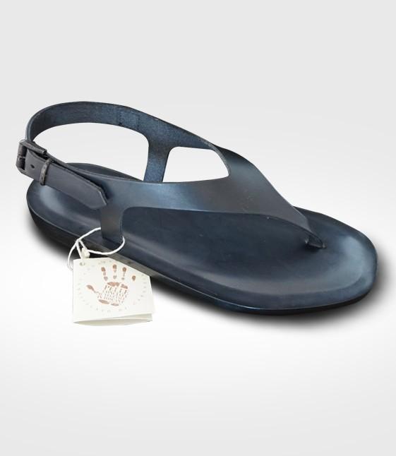 Sandalo Porto Azzurro da Uomo realizzato per Paolo4