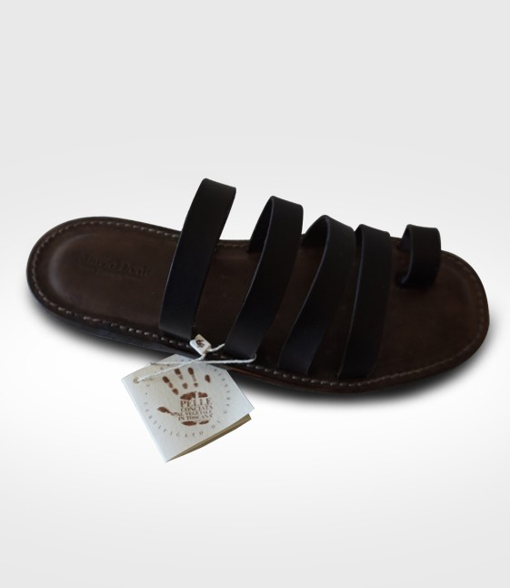 Sandal Scarperia for Man realized by Gillo