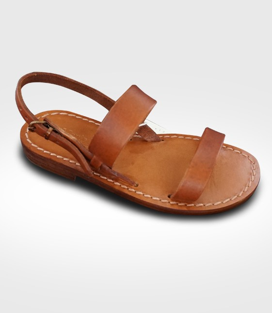 Sandal Volterra for child  realized for leo
