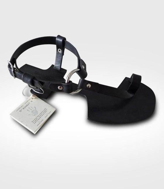 Sandalo Barefoot da Uomo Mod. 03 realizzato per r. u.
