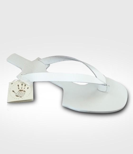 Sandalo Barefoot da Uomo Mod. 06 realizzato per reto u. 2