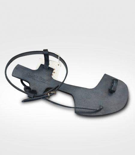 Sandalo Barefoot da Uomo Mod. 07 realizzato da reto u. 3