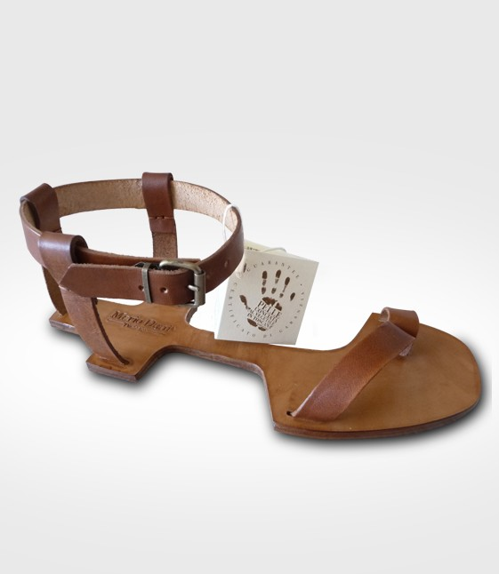 Sandalo Barefoot da Uomo Mod. 01 realizzato per francois herry