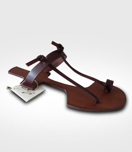 Sandalo Barefoot da Uomo Mod. 02 realizzato per reto u.