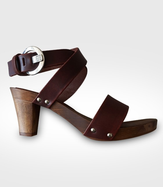 f42d711dd Clogs Silvia Woman realized for Gianna - Mario Doni