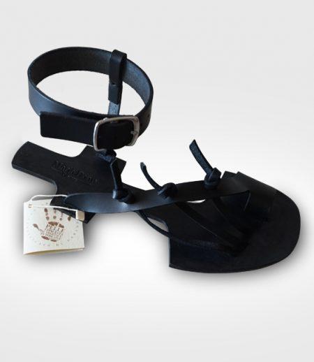 Sandalo Barefoot da Uomo Mod. 09 realizzato per r. u. 3