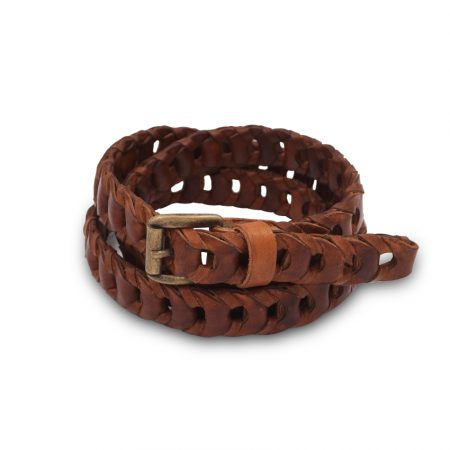 Braided Belts Tondino Piccolo linea Spring