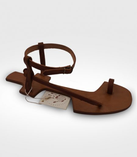 Sandalo Barefoot da Uomo Mod. 07 realizzato per R.T.